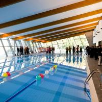 obrázek k Atmosféra slavnostního otevření Městského bazénu Litomyšl v roce 2010