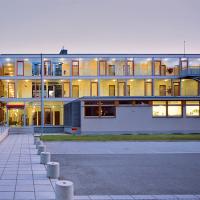 obrázek k Internát Pedagogické školy, podle projektu Aleše Buriana a Gustava Křivinky