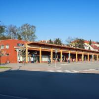 obrázek k Rekonstruované autobusové nádraží v lokalitě Bělidla