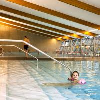 obrázek k Interiér Městského bazénu Litomyšl