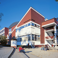 obrázek k Druhá základní škola, do provozu uvedena v roce 1993