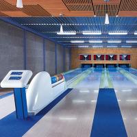 obrázek k Bowlingové dráhy v Tenisové hale SPORT