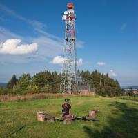 Rozhledna na Kozlovském kopci