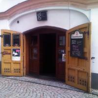 obrázek k Bar Galerie Garáž