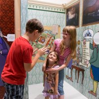 Litomyšlení – a programme for kids