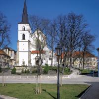 Kostel Povýšení sv. Kříže - kapitulní