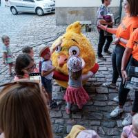 obrázek k aktualitě Toulovcovy prázdninové pátky opět pomáhají dětem!