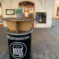 Bistro Beef Burger