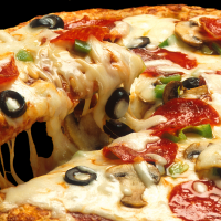 Bistro Pizza Art