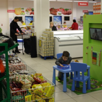 Supermarket Kubík a.s.