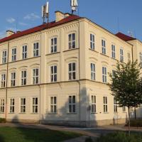 obrázek k Tělocvična na ZŠ Zámecká