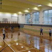Tělocvična v areálu Střední zahradnické a technické školy