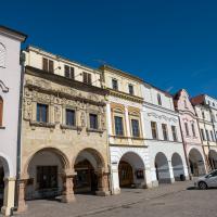 obrázek k Historical Town Centre