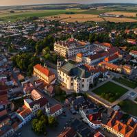 obrázek k Pohled na historické jádro města