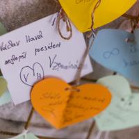 obrázek k Srdce pro Václava Havla