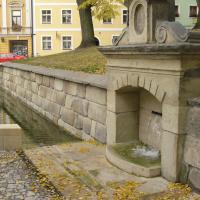 obrázek k Máchadlo a Mariánská ulička