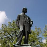 Socha Bedřich Smetana