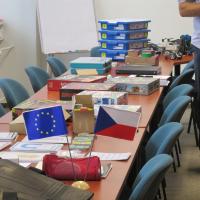 Mgr. Jan Coufal - polytechnické vzdělávání - robotika