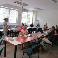 Václava Tmejová - rozvoj polytechnického vzdělávání v MŠ - Učíme se hravě pracovat